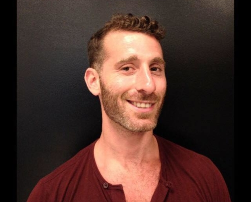 YogaSource Instructor Andrew Goldberg