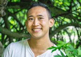 YogaSource Instructor Emerson Shiang