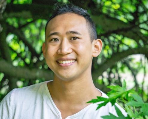 YogaSource Instructor Emerson Shiang
