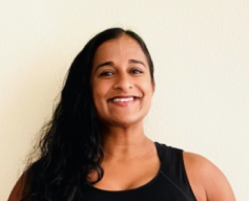 YogaSource Instructor Mythri Jegathesan