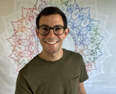 YogaSource Instructor Alejandro Chernacov